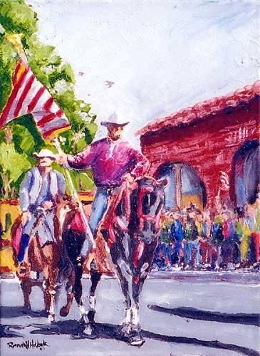 Cowboys On Parade #1