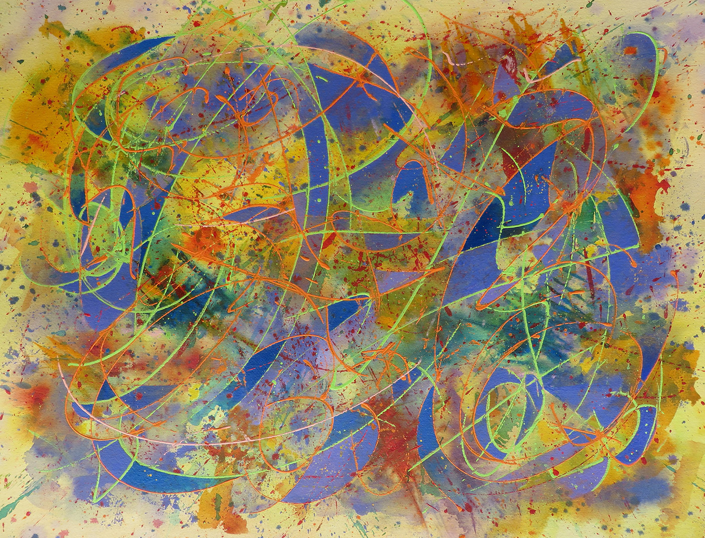 Ron Howlett - Cosmic Landscape
